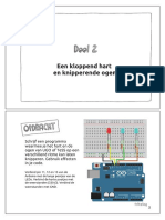 UGO Arduino handleiding - Deel 2