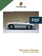 Porsche Classic Catálogo