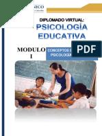 GUÍA DIDÁCTICA 1 Psicologia Educativa