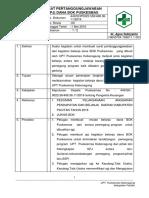 550 Surat Pertanggungjawaban (Spj) Dana Bok
