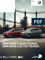 Catalogo BMW Active Tourer e Gran Tourer