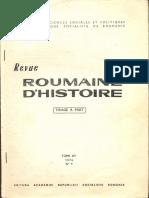 Considerations Sur Les Rapports Politiques Roumano-ottomans Au XVII-e Siecle in-libre