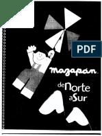 Partitutra Libro de Norte a Sur Mazapan