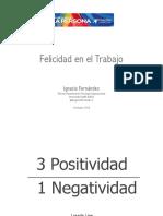Felicidad en El Trabajo - Ignacio Fernandez