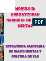 REFORMA DE LA SALUD MENTAL MODULO 2-1