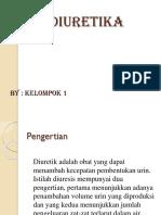Power Point Diuretika