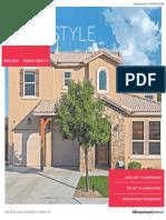 Albuquerque Journal Homestyle 9/29/2017