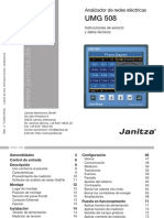 Janitza Manual UMG508 Es (1)