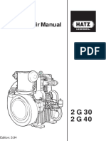 Workshop Manual 2G e motores Hatz