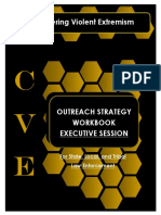 Countering Violent Extremism - Outreach Strategy Workbook [Executive Session]
