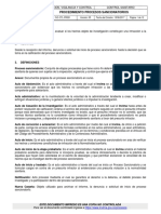 IVC-CTL-PR001