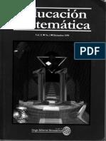 Radford L. (1999) - El Aprendizaje Del Uso de Signos en Algebra. Una Perspectiva Post-Vigotskiana