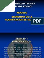 Planificacion estrategica LGD