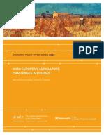 2020 European Agriculture