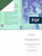 Lecoq, Jacques - El cuerpo poético.pdf