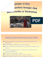 Contencion Post Terremoto