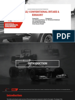 Variable Intake & Exhaust Presentation
