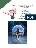 Manual Sintonizacion Curacion Con La Luna Azul de Isis - Corazon Cristal de Tonantzin