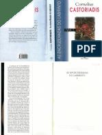 Cornelius Castoriadis - Encruzilhadas Do Labirinto - Vol. 1