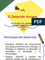 112 - El Desarrollo Humano.pps