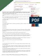 Decreto Nº 9.163, De 28 de Setembro de 2017