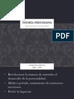 Teoría Freudiana