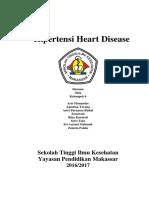 Makalah Hipertensi Heart Disease (Kelompok 6)
