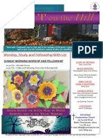 Newsletter October 2017 Website