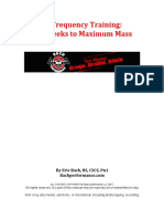High Frequency Training workout mass use.pdf