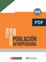 Estudio Especializado Sobre Población Afroperuana.pdf
