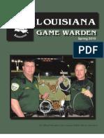 Louisiana Game Warden - Spring 2010 Magazine