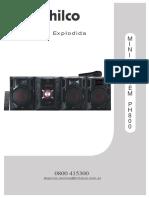 mini+system+ph800_philco