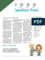 newsletter 9-29-17