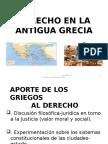 Derecho en La Antigua Grecia Definitivo