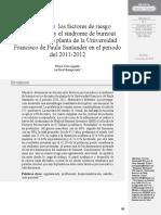 Dialnet-RelacionDeLosFactoresDeRiesgoPsicosocialesYElSindr-4698185