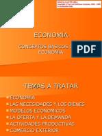 Conceptos Basico de Economia