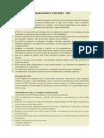 Reglamento de Organización y Funciones