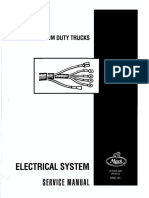 MV8-101 Electrical Systems Mack