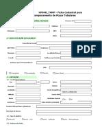 HP04B_TAMP - Ficha Cadastral Para Tamponamento de Pocos