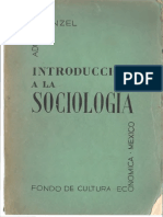 Introduccion a La Sociologia