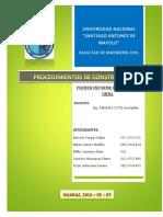 Informe N° 01 - 2014