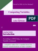 Compute Variables