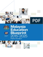 3. Malaysia Education Blueprint 2015-2025 Higher Education