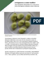 Crise pôs os portugueses a comer melhor - PÚBLICO
