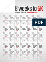 8weeks to 5K