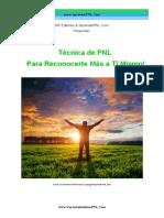 00454784-Técnica de PNL Para Reconocerte Más a Tí Mismo