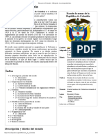 Escudo de Colombia - Wikipedia, La Enciclopedia Libre