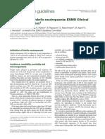 febrile neutropenia esmo.pdf