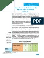 09 Informe Tecnico n09 Precios Ago2017