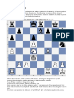 The Art of Planing in Chess